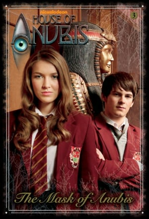 House of Anubis: The Mask of Anubis cover