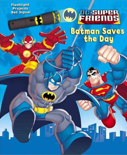 DC Super Friends: Batman Saves the Day cover