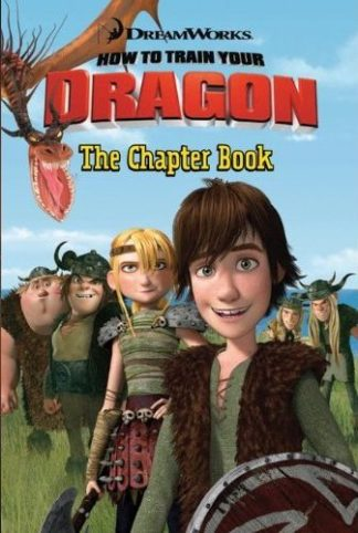 How to Train Your Dragon: The Chapter Book cover
