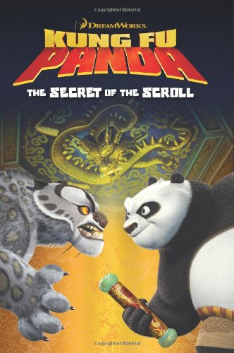 Kung Fu Panda: The Secret of the Scroll cover
