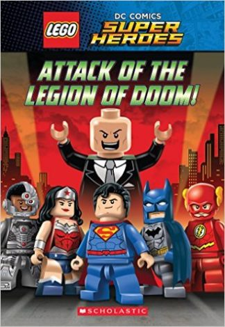 LEGO DC Super Heroes: Attack of the Legion of Doom cover