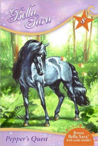 Bella Sara: Pepper's Quest cover