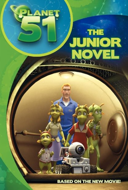 Planet 51: The Junior Novel cover