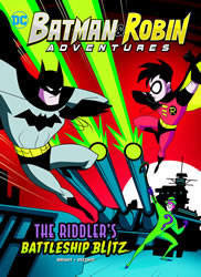 Batman & Robin Adventures: The Riddler's Battleship Blitz