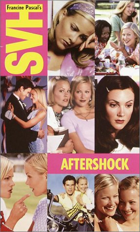Sweet Valley High: Aftershock cover
