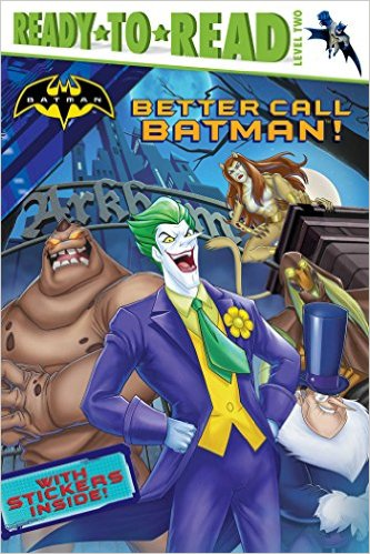 Batman Unlimited: Better Call Batman! cover