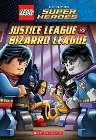 LEGO DC Super Heroes: Justice League vs. Bizarro League cover