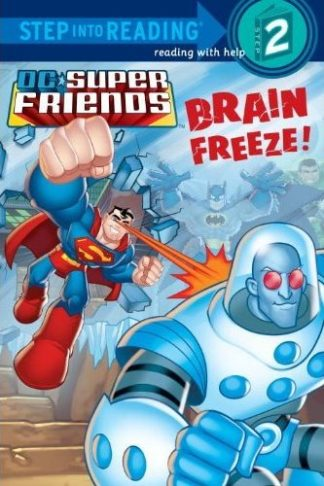 DC Super Friends: Brain Freeze! cover