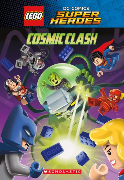 LEGO DC Comics Super Heroes: Cosmic Clash cover