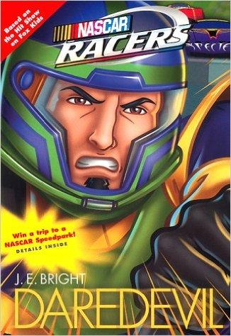 NASCAR Racers: Daredevil cover