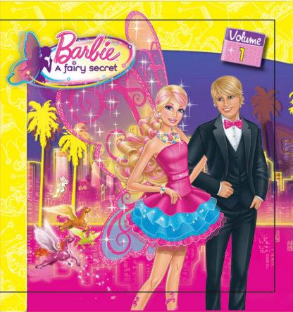 Barbie: A Fairy Secret cover