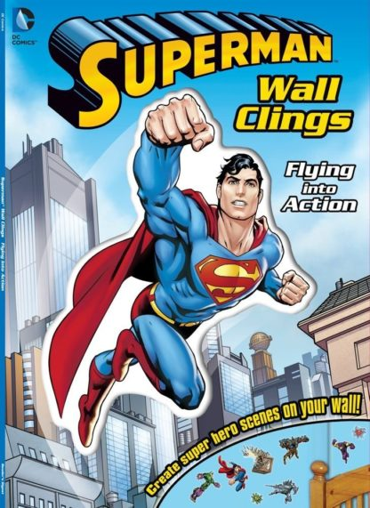 Superman: Flying into Action cover