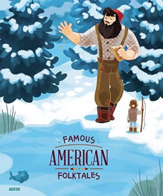 Famous American Folktales cover
