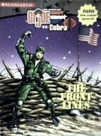 G.I. JOE: The Front Lines cover