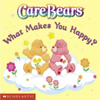 Care Bears: What Makes You Happy? cover