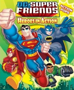 DC Super Friends: Heroes in Action cover