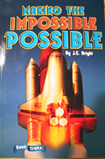 Book Treks 5: Making the Impossible Possible cover