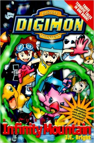 Digimon Deluxe: Return to Infinity Mountain cover