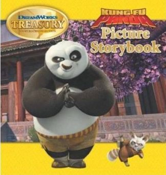 DreamWorks Treasury: Kung Fu Panda cover
