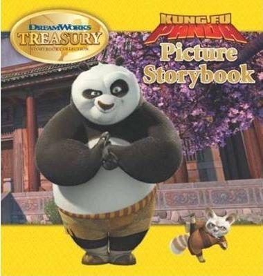 DreamWorks Treasury: Kung Fu Panda cover