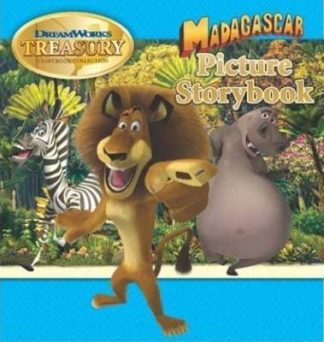 DreamWorks Treasury: Madagascar cover