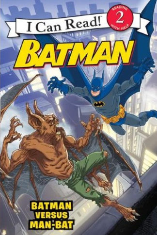 Batman Classic: Batman versus Man-Bat cover