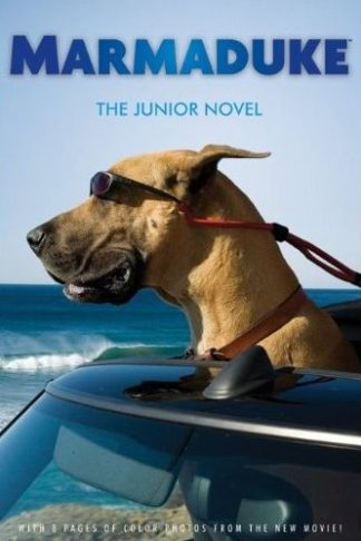 Marmaduke: The Junior Novel cover