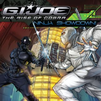 G.I. JOE: The Rise of COBRA: Ninja Showdown cover