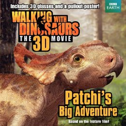 Walking with Dinosaurs: Patchi's Big Adventure cover