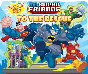 DC Super Friends to the Rescue cover