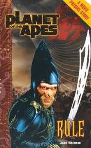 Planet of the Apes: Rule cover