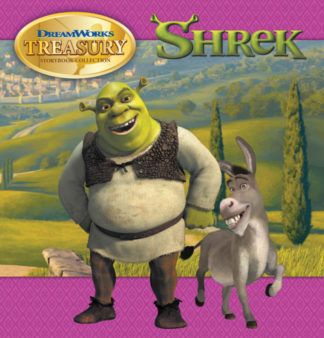 DreamWorks Treasury: Shrek cover