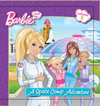 Barbie: A Space Camp Adventure cover