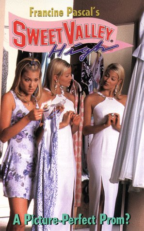 Sweet Valley High: A Picture Perfect Prom? cover