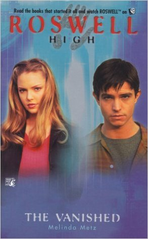 Roswell High: The Vanished cover